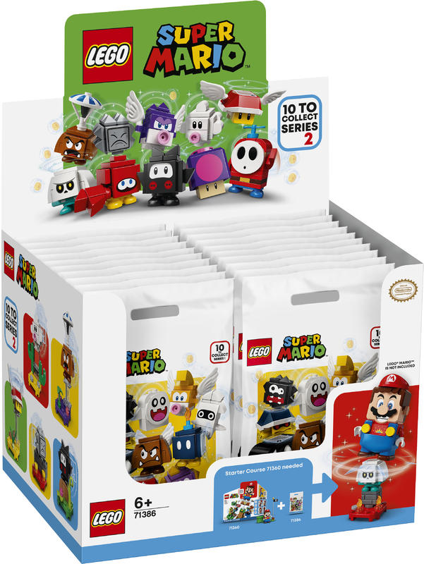 LEGO Super Mario: Mystery Character Pack #2 - (Sealed-Box)
