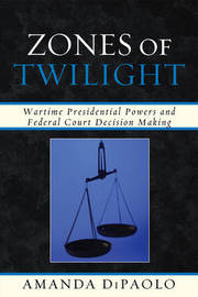 Zones of Twilight by Amanda DiPaolo image