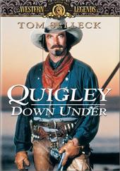 Quigley Down Under on DVD
