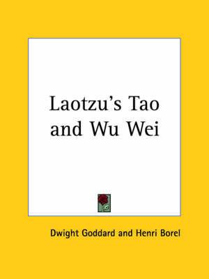 Laotzu's Tao