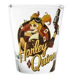 DC Bombshells - Harley Quinn Shot Glass