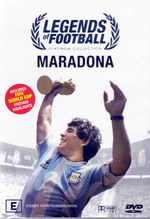 Legends Of Football - Maradona on DVD