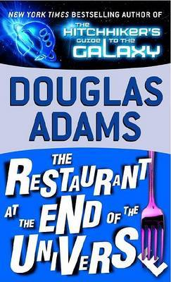 The Restaurant at the End of the Universe (Hitchhiker's Guide to the Galaxy #2) by Douglas Adams image