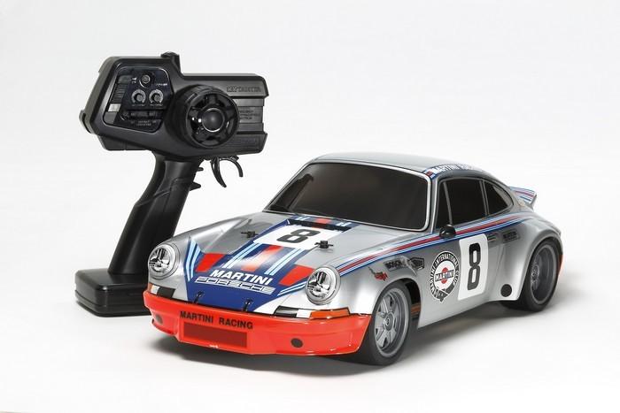 Tamiya 1:10 RTR Porsche Carrera RSR - TT02 Car image