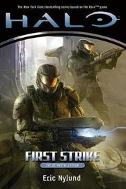 Halo: First Strike: the Definitive Edition by Eric Nylund