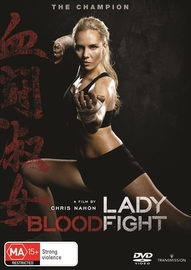 Lady Bloodfight on DVD