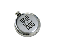 Hip Flask (Hair of the Dog)