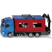Siku: Truck with Construction Container