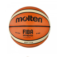 Molten: BGFX - Composite Leather Basketball- Size 7