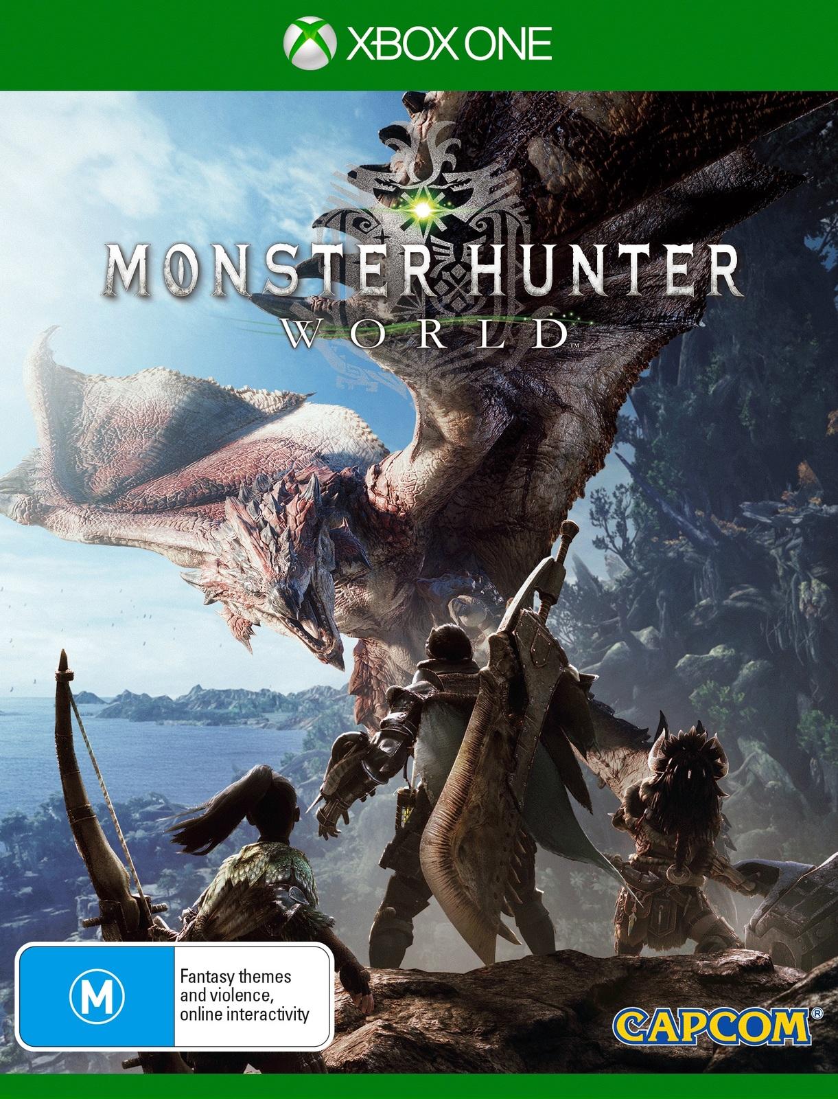 Monster Hunter World for Xbox One image