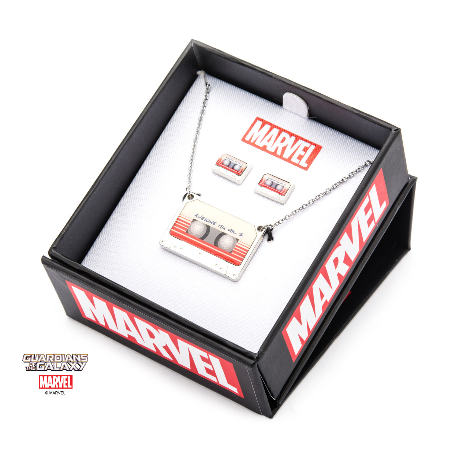 Guardians of the Galaxy: Mix-Tape - Pendant & Earrings Set image