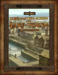 Loremasters Screen and Lake-Town Source by Cubicle 7