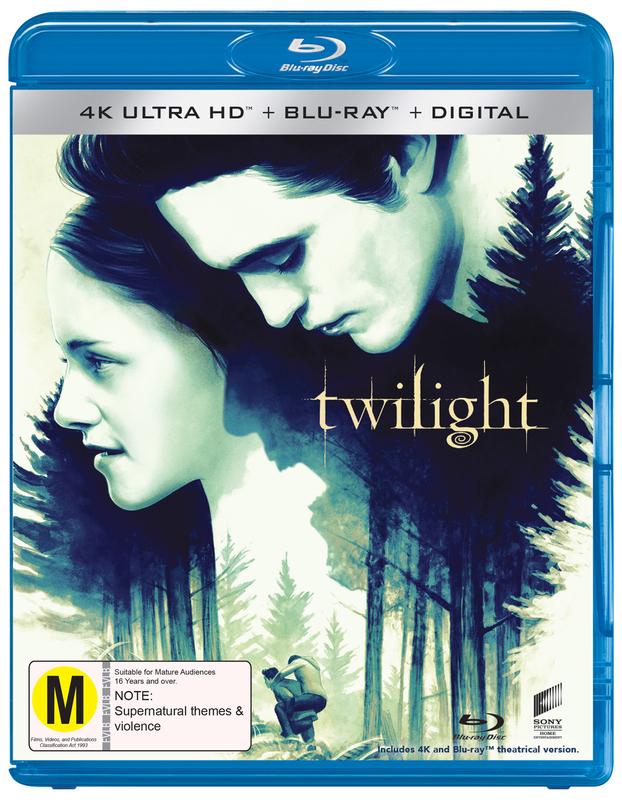 Twilight on UHD Blu-ray