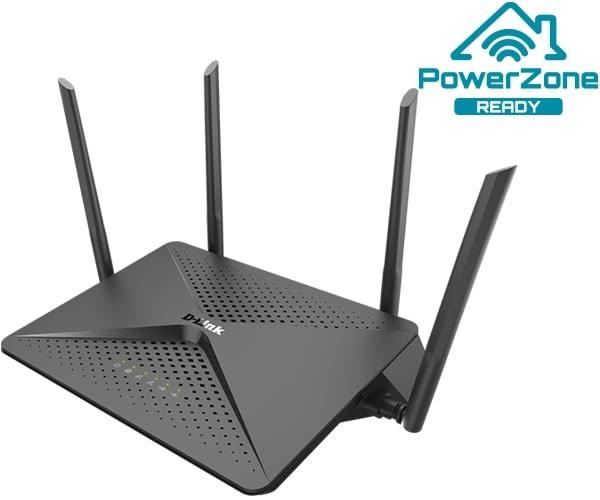 D-Link: AC2600 DIR-882 EXO Dual-Band WiFi Router image