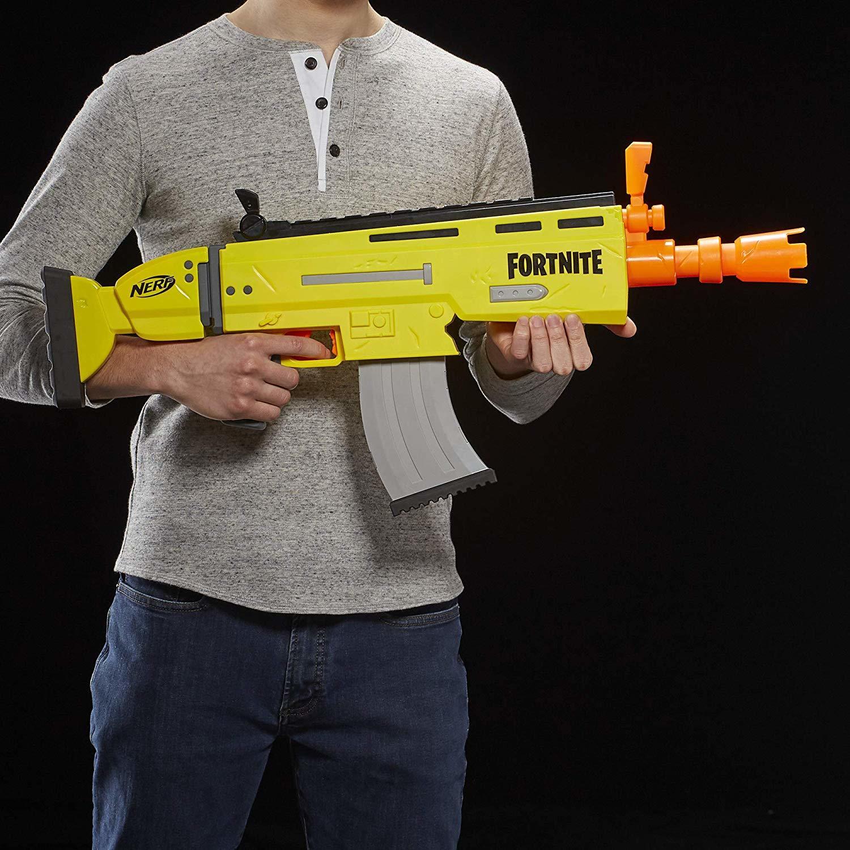 Nerf Fortnite: Elite Dart Blaster - AR-L image