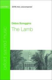 The Lamb: SATB Vocal Score