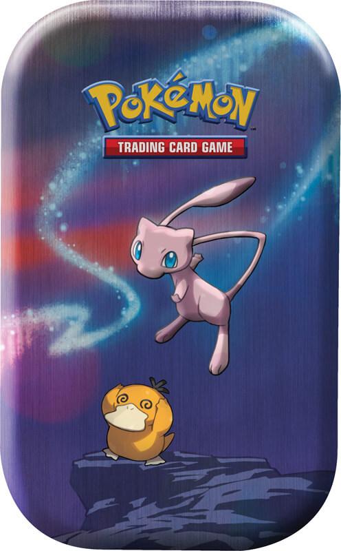 Pokemon TCG: Kanto Power Mini Tin - Mew Psyduck