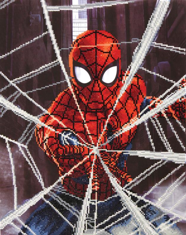 Diamond Dotz: Facet Art Kit - Spider-Man: Web-Slinger