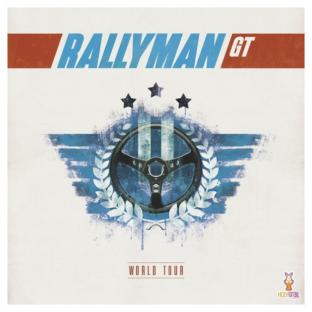 Rallyman: GT - World Tour Expansion