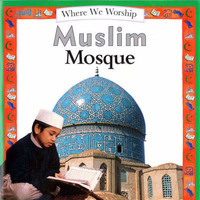 Muslim Mosque by Angela Wood image
