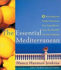 The Essential Mediterranean by Nancy Harmon Jenkins image