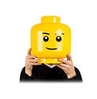 LEGO: Storage Large Head - Boy image