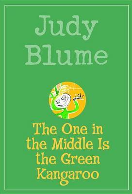 One in the Middle is the Green by Judy Blume image
