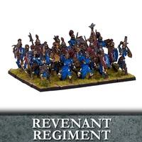 Kings of War Undead Revenant Regiment