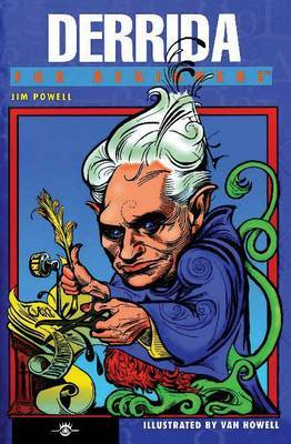 Derrida for Beginners by Jim Powell image