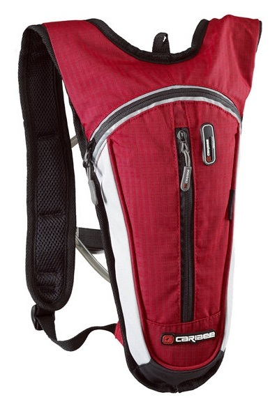 Caribee Hydra 1.5L Hydration Pack - Red
