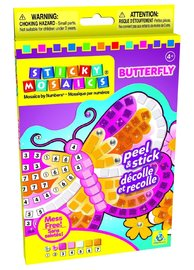The Orb Factory: Sticky Mosaics - Butterfly