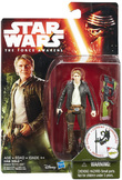 """Star Wars: The Force Awakens 3.75"""" Jungle Mission Han Solo Figure"""