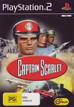 Captain Scarlet for PlayStation 2