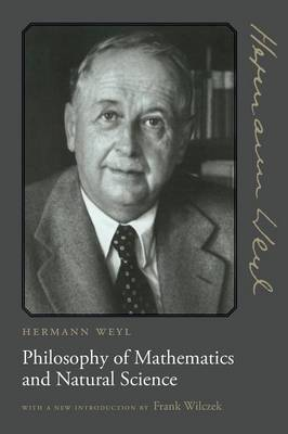 Philosophy of Mathematics and Natural Science by Hermann Weyl image