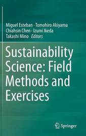 Sustainability Science: Field Methods and Exercises