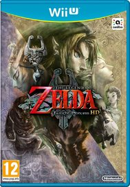 Legend of Zelda Twilight Princess HD for Nintendo Wii U