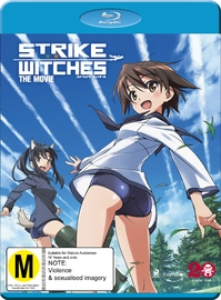 Strike Witches: The Movie on Blu-ray