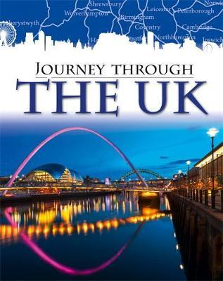 Journey Through: The UK by Anita Ganeri image