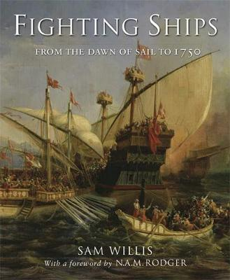 Fighting Ships by Sam Willis image