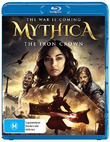 Mythica: The Iron Crown on Blu-ray