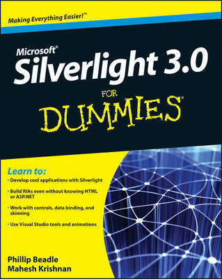 Microsoft Silverlight 4 For Dummies by Philip Beadle image