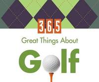 365 Great Things about Golf by Barbour Publishing, Inc. image