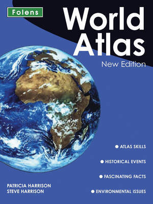 World Atlas by Patricia Harrison