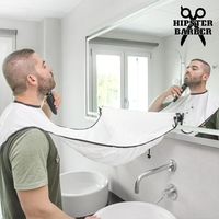 Hipster Barber: Beard Bib - Beard Trimming Apron