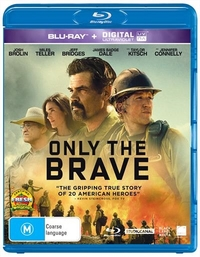 Only The Brave on Blu-ray