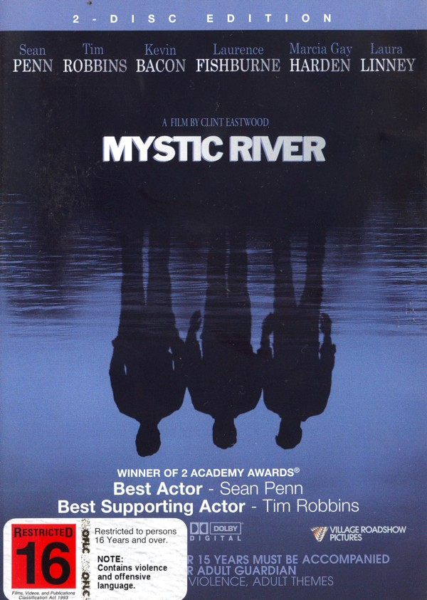 Mystic River (2 Disc) on DVD image