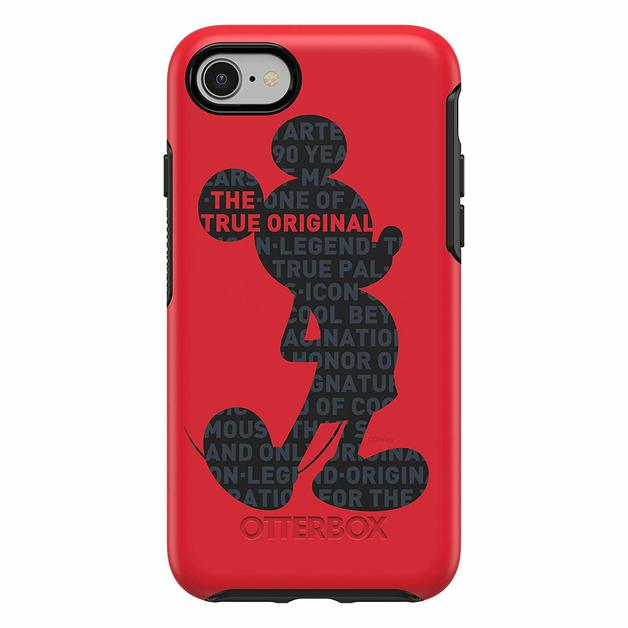 Otterbox: Symmetry Case for iPhone 7/8 - True Original Mickey