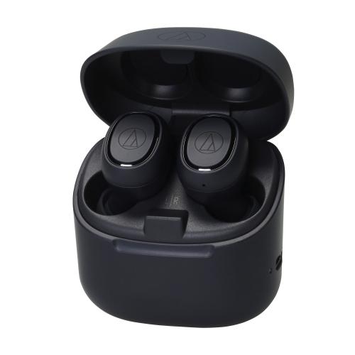 Audio-Technica True Wireless In-Ear Earphones - Black