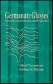 Germanate Glasses by Alfred Margaryan
