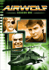 Airwolf - Season 1 (4 Disc Set) on DVD